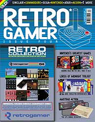 Retro Gamer Issue 4