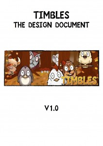 Timbles Design Document